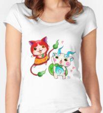 Yokai Women's Fitted Scoop T-Shirt