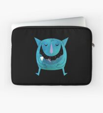 Swallowed By The Sea Laptop Sleeve