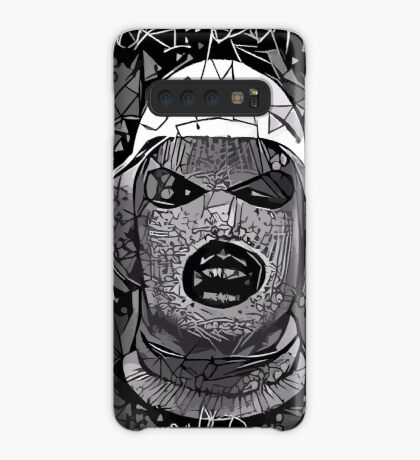 Abstract Oxymoron B&W Case/Skin for Samsung Galaxy