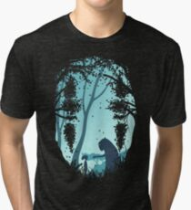 Lonely Spirit Tri-blend T-Shirt