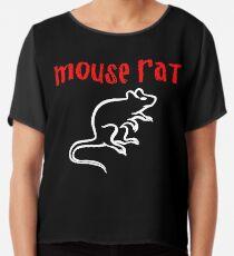 Maus Ratte Chiffontop