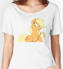 Applejack - My Little Pony FIM Women's Relaxed Fit T-Shirt