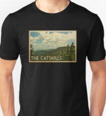 Catskills Vintage Travel T-shirt T-Shirt