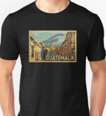 Guatemala Vintage Travel T-shirt T-Shirt