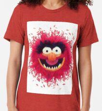 Muppets - Animal Tri-blend T-Shirt