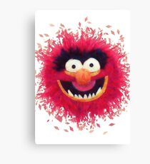 Muppets - Animal Canvas Print