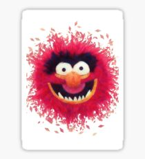 Muppets - Animal Sticker