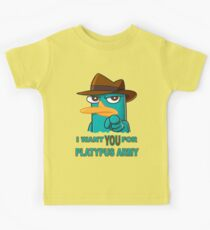 Perry's Army Kids Tee