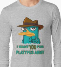 Perry's Army Long Sleeve T-Shirt