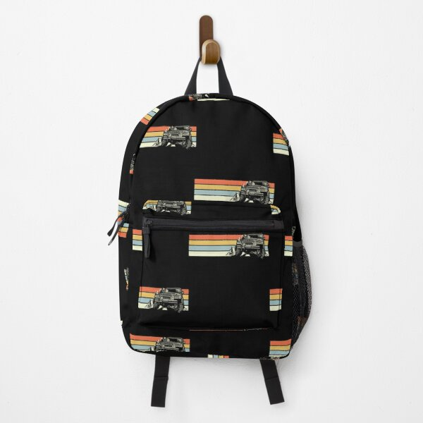 Jeep Retro Off Road, 4X4 T-Shirt  Perfect Gift Backpack