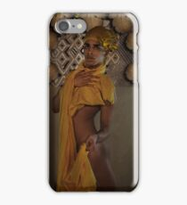 KUBA CLOTH II iPhone Case/Skin
