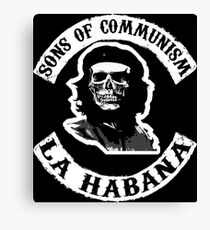 Sons of Communism Canvas Print