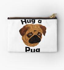 Hug a Pug Studio Pouch