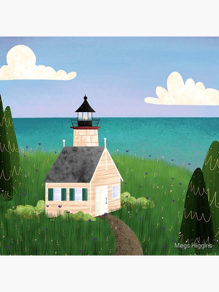 Michigan Lighthouse by megsneggs