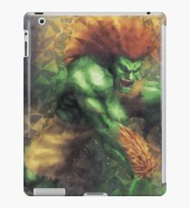 Street Fighter 2 - Blanka iPad Case/Skin