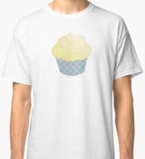 Blue Vanilla Cupcake  Classic T-Shirt