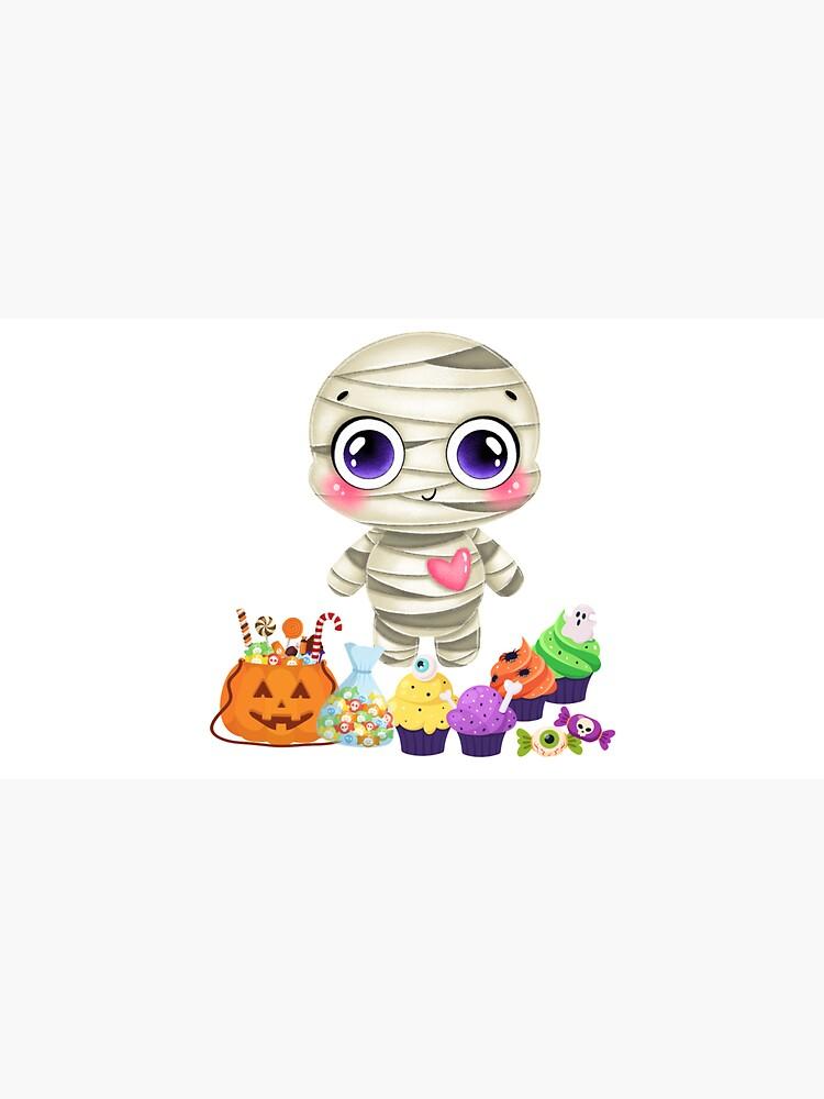 Cute Halloween Theme Shirt by arenashopp