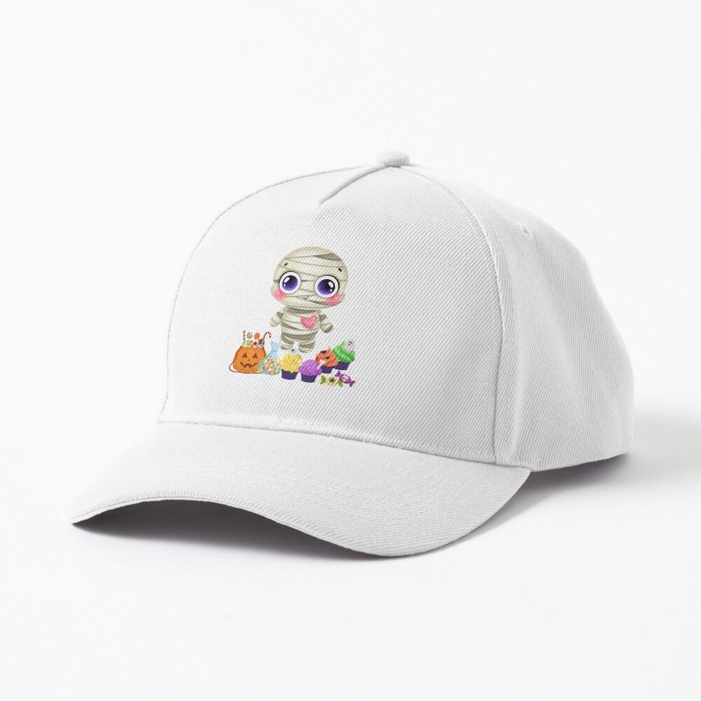 Cute Halloween Theme Shirt Cap