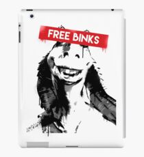Free Binks iPad Case/Skin