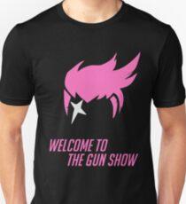 Zarya - Welcome To The Gun Show Unisex T-Shirt