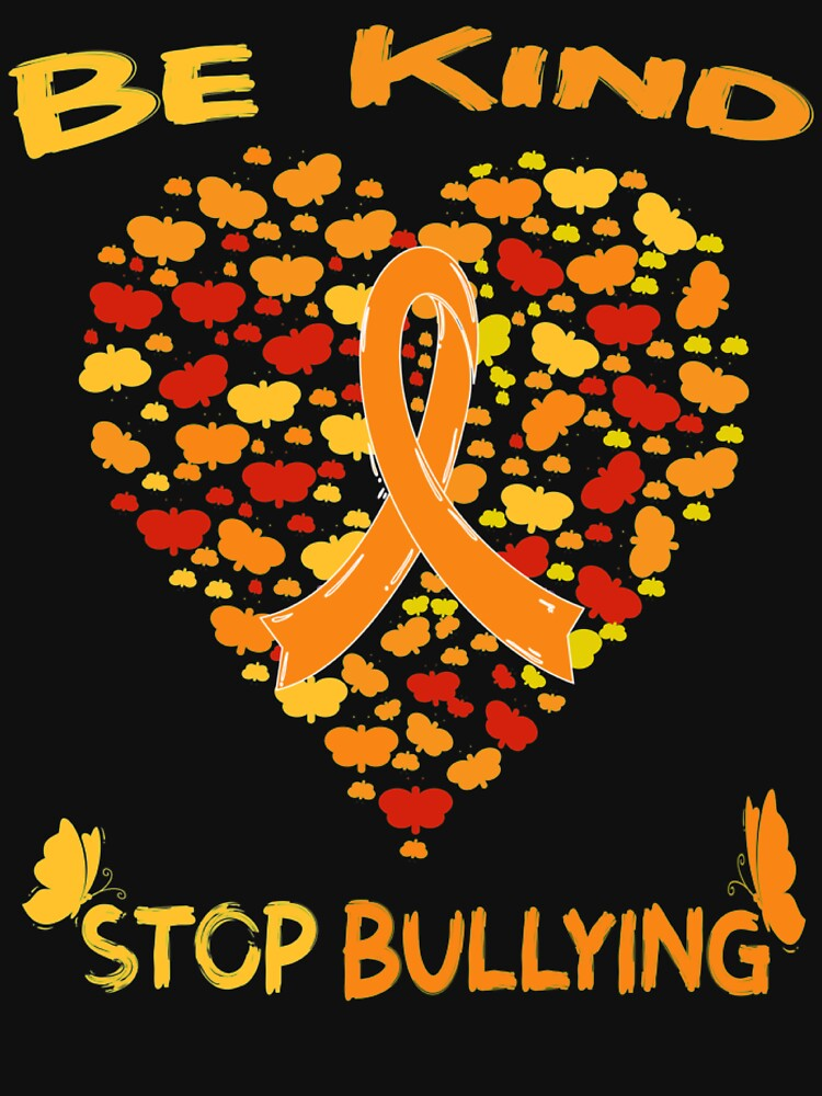 Be Kind Unity Day Stop Bullying Prevention Month October by ngocchuong