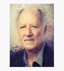 Werner Herzog  Photographic Print