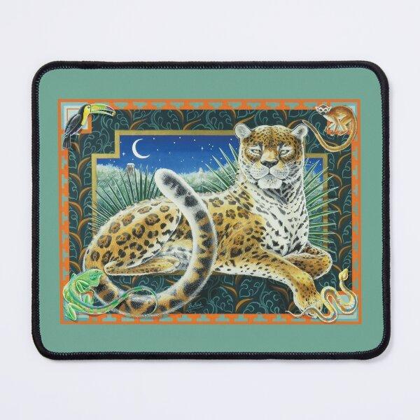 Jaguar, Queen of the Jungle. Mouse Pad