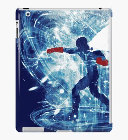 ok storm iPad Case/Skin