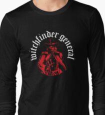 Matthew Hopkins - Witchfinder General Long Sleeve T-Shirt
