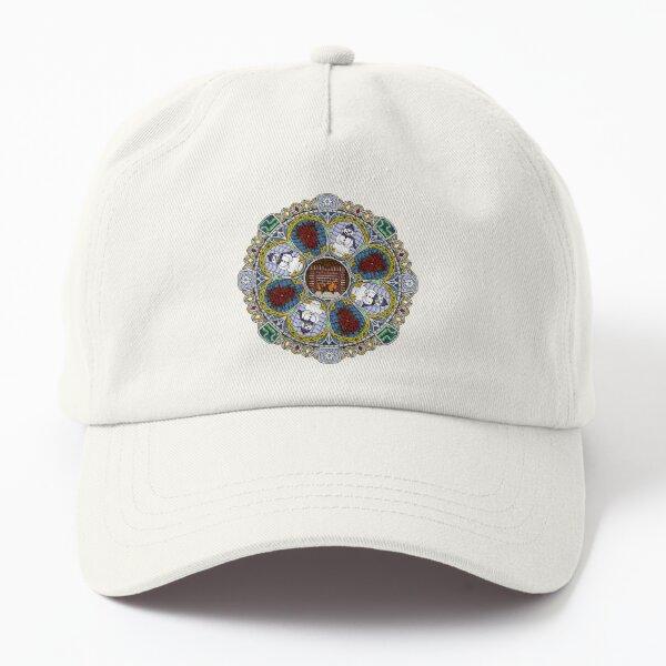 Winter Nouveau Dad Hat
