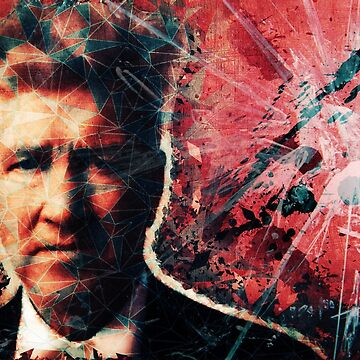 David Lynch by Rusku