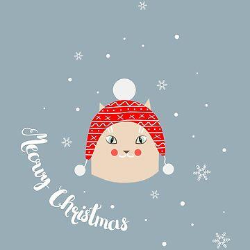 Meowy Christmas! by bsilvia