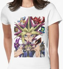Yu-Gi-Oh - Yugi Womens Fitted T-Shirt