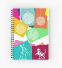 Cats Spiral Notebook