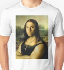 Vin Diesel/Mona Lisa Unisex T-Shirt