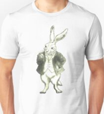 Mr. Rabbit and His Golden Watch T-Shirt