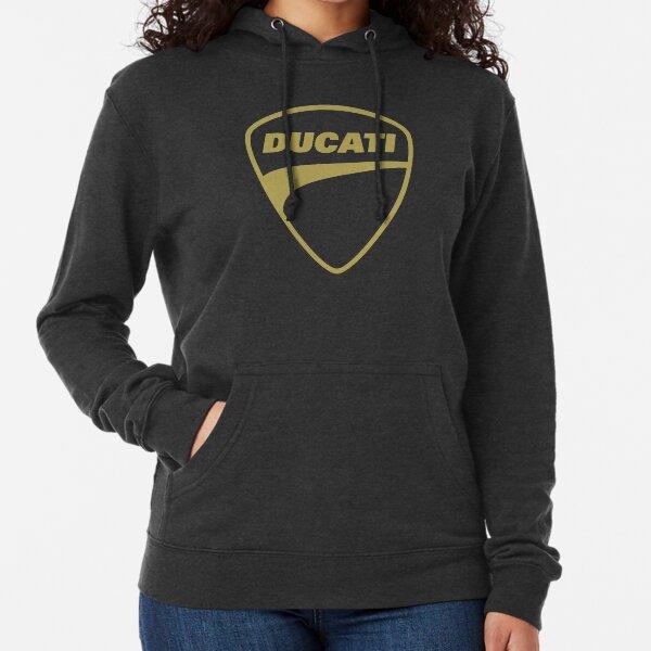 Motos Ducati Sweat à capuche léger