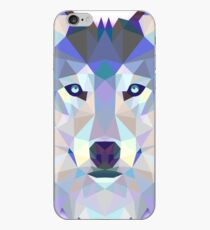 Abstract Wolf iPhone Case