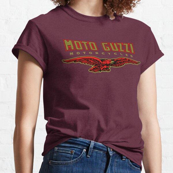 Moto Guzzi Motorcycles Italie T-shirt classique