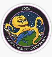 /pol/  Sticker
