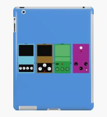 Pedal set 1 iPad Case/Skin