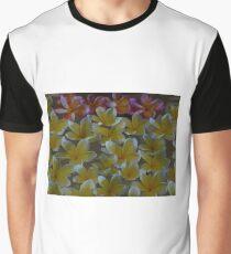 Bali Frangipanis Graphic T-Shirt