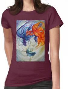 The Flow Womens Fitted T-Shirt