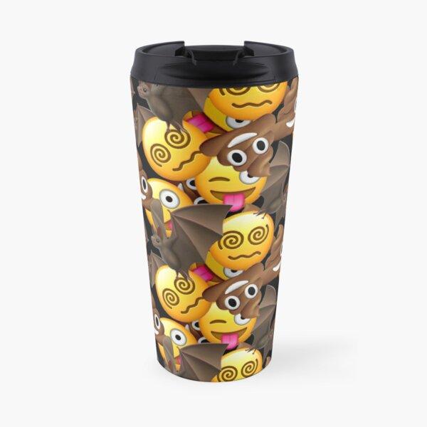 Bat Crazy Travel Mug