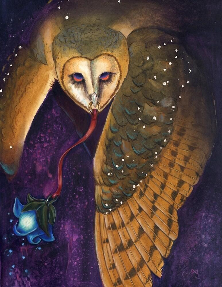 Spirit Owl by liminalworks