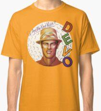 Devo - Q: Are We Not Men? A: We Are Devo! Classic T-Shirt
