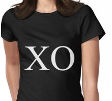 XO Womens Fitted T-Shirt