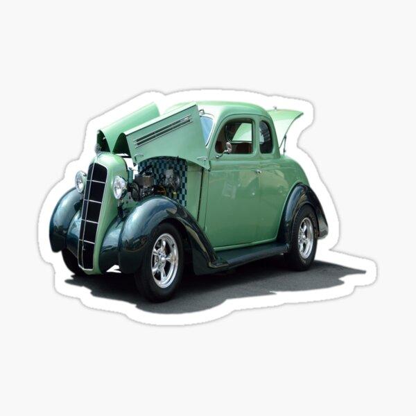 Coupe Sticker