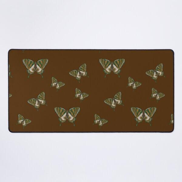 Aboriginal Swallowtail Desk Mat