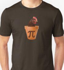 Camiseta ajustada Pollo Pi